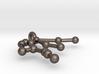 Aquarius Star Constellation Keychain Keyring 3d printed