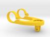 31.8 mm Edge/GoPro Dual Arm Mount 3d printed