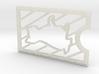CardWallet Cat Left 3d printed