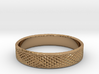 0221 Lissajous Figure Ring (Size12,5, 21.7 mm)#026 3d printed