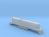 SP M-K TEBU Shell - N 3d printed
