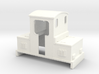 OO9 small battery electric loco  3d printed