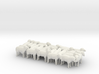1:64 Scale J Wagon Sheep Load Variation 4 3d printed