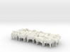 1:64 Scale J Wagon Sheep Load Variation 3 3d printed