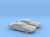 1/160 2X 1971 Lincoln Continental Mark IV  3d printed