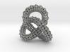 vertebral trefoil pendant 3d printed