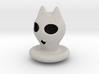 Halloween Character Hollowed Figurine: KittyGhosty 3d printed