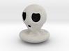 Halloween Character Hollowed Figurine: OldGhosty 3d printed