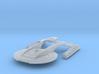 SF Torpedo Cruiser 1:7000 3d printed