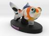 Custom Fish FIgurine - Ernie 3d printed