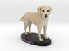 Custom Dog Figurine - Maximus 3d printed