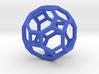 Truncated Cuboctahedron(Leonardo-style model) 3d printed