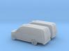 1/160 2X 1997-02 Ford Econoline Camper 3d printed