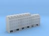 Häuserzeile - Super Mini 3d printed