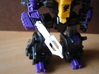 Sunlink - Insect: Mandibles of Lightning + Shard-a 3d printed