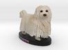 Custom Dog Figurine - Barth 3d printed