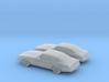 1/160 2X 1979 Pontiac Firebird Trans Am 3d printed