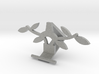 Universal Phone Stand- leaf Design 3d printed