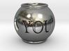 I love you - Pendant 3d printed