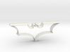 Batman 2008 - cookie cutter 3d printed